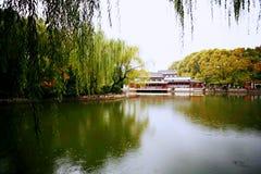 Zhengzhou people&-x27; s park zdjęcie royalty free