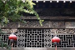 Zhengzhou Tianxiang Museum. In 2009, in Dongshima Village of Zhengzhou High-tech Zone, Renjia ancient residence was listed as the cultural relic protection unit royalty free stock image
