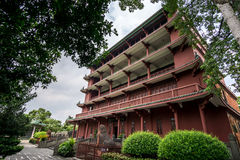 Zhenhai torn arkivfoto