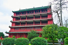 Zhenhai wierza fotografia royalty free