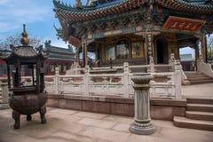 Zhenjiang Jiao Mountain Dinghui Temple million pagoda Stock Photo