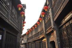 ZhenJiang västra frotté Arkivfoto