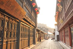 ZhenJiang west terry. Royalty Free Stock Images