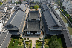 Zhenru Temple Stock Photos