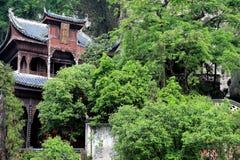 Zhenyuan, an ancient town in Guizhou, China. Stock Images