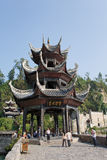 Zhenyuan Ancient Town in Guizhou China Royalty Free Stock Photography