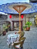 Zhenyuan, chinese old culture town Royalty Free Stock Photo