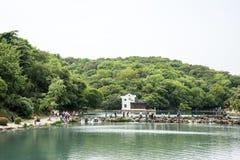 Zhenzhu Fountain Royalty Free Stock Image