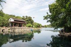 Zhenzhu Fountain scenery Stock Images