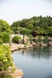 Zhenzhu Fountain scenery Royalty Free Stock Image