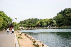 Zhenzhu Fountain scenery Stock Image