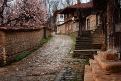 Zheravna village, Bulgaria. Zheravna is a village in central eastern Bulgaria. The village is an architectural reserve of national importance consisting of more Stock Photography