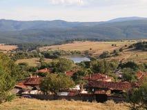 Zheravna (Kotel municipality, Sliven province, Bulgaria) Stock Photography