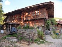 Zheravna (Kotel municipality, Sliven province, Bulgaria) Stock Image