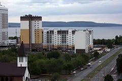Zhiguli-Berge Lizenzfreies Stockbild