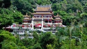 Zhinan tempel Arkivbild