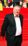 Zhirinovsky at Moscow Film Festival Royalty Free Stock Photography
