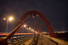 Zhivopisny most Zdjęcia Royalty Free