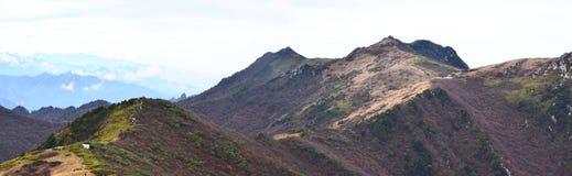 Zhong Nan góra Fotografia Royalty Free