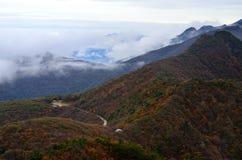 Zhong Nan góry Zdjęcie Royalty Free