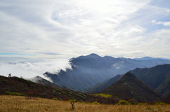 Zhong Nan Mountains Fotos de Stock