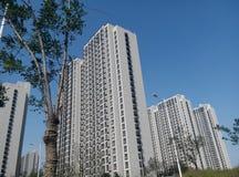 ZhongGuoJianZhu (Chinese architectuur) Stock Afbeelding