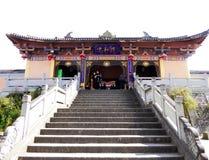 Zhonghe porttorn Royaltyfri Foto