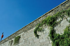 Zhonghua Gate Castle Stock Image