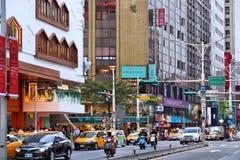 Zhongshan district, Taipei stock photography