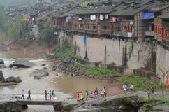 Zhongshan Old Town,china. Royalty Free Stock Image