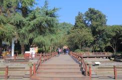 Zhongshan Park West lake Hangzhou China Stock Photo