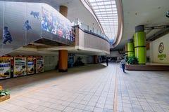 Zhongshan underground metro mall in Taipei Royalty Free Stock Image