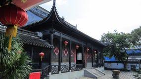 Zhongshan Zhan scenery Royalty Free Stock Photos