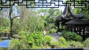 Zhongshan Zhan scenery Stock Photos
