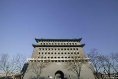 Zhongyangmen Royalty-vrije Stock Afbeelding