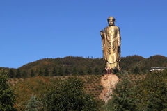 Zhongyuan Bouddha photographie stock