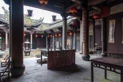 Free Zhou Family Ancestral Hall Stock Photos - 60513123
