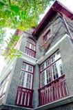 Zhou Residence Lizenzfreies Stockfoto