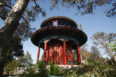 Zhou Shangting Pavilion Photographie stock libre de droits