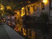 Zhouzhuang Китай Стоковые Изображения