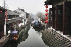 Zhouzhuang Lizenzfreie Stockbilder
