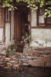 Zhouzhuang royaltyfria bilder