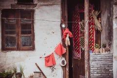 Zhouzhuang arkivfoton