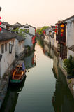 Zhouzhuang Imágenes de archivo libres de regalías
