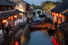 Zhouzhuang Stock Photo