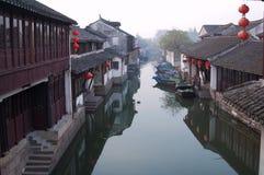 zhouzhuang 免版税图库摄影