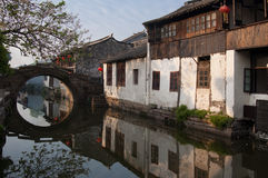 Zhouzhuang Royalty Free Stock Photos