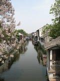Zhouzhuang Kunshan Suzhou Fotografía de archivo libre de regalías