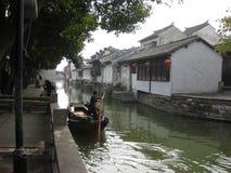 Zhouzhuang, Shanghai, China Fotos de Stock