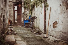Zhouzhuang. Travel in Asia.  Zhouzhuang - ancient town in Jiangsu province, China Stock Photo